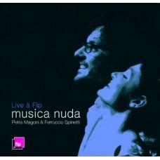 Musica Nuda Live a FIP CD