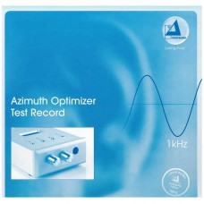 Clearaudio Azimuth Optimizer Test Record LP