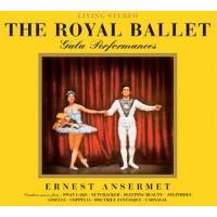 Ernest Ansermet THE ROYAL BALLET GALA PERFORMANCES 2-CD DELUXE DIGIPACK