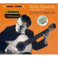 Julian Bream Guitar Concertos The Art of CD BMCL135