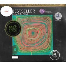 Bestseller Classic No.1 24K Gold CD