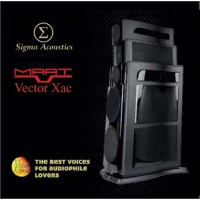 Sigma Acoustics MAAT Vector Xac The Best Voices For Audiophile Lovers CD