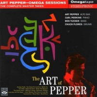 Art Pepper The Complete Omega Sessions Master Takes CD