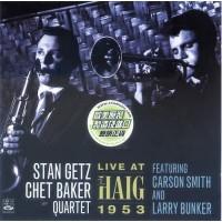 Stan Getz Chet Baker Live At The Haig 1953 CD