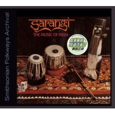 Ustad Sultan Khan Sarangi The Music of India CD