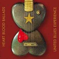 United Blues Experience Heart Blood Ballads LP Vinyl