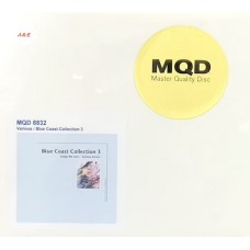 Blue Coast Collection 3 MQD Master Quality Disc 24K Gold CD