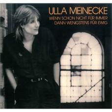 Ulla Meinecke Wenn Schon Nicht Fur Immer LP