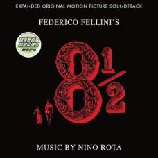 8 1/2 Otto e Mezzo Soundtrack 2-CD