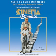 Ennio Morricone Cinema Paradiso Soundtrack CD