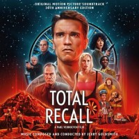 Total Recall Soundtrack 2-CD 30th Anniversary Edition