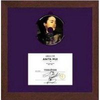 Anita Mui 梅艷芳 十年 Ten Years Anita Collection 1985-1989 珍藏木製掛牆 24K 7-CD Boxset 限量版
