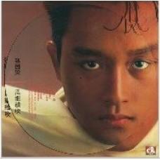 Leslie Cheung 張國榮 風繼續吹 圖案膠 LP