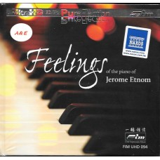 Feelings of the piano of Jerome Etnom UltraHD CD FIMUHD094