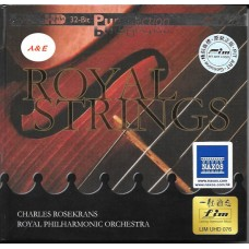Charles Rosekrans Royal Strings UltraHD CD LIMUHD076