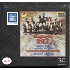 Erich Kunzel Tchaikovsky 1812 UltraHD CD LIMUHD052