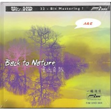 Back to Nature UltraHD CD FIMUHD084