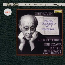Beethoven Piano Concertos No.5 Emperor UltraHD CD