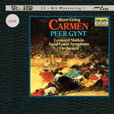Bizet Grieg Carmen Suite Peer Gynt UltraHD CD