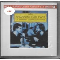 Gil Shaham Goran Sollscher Paganini for Two 1:1 Direct Master Cut CD