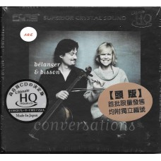 belanger & bisson conversations UHQ CD