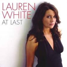 Lauren White At Last 2-LP