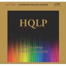 HQLP Reference Sampler 2-LP Vinyl