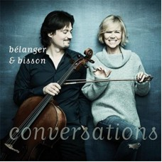 belanger & Anne Bisson Conversations LP Vinyl