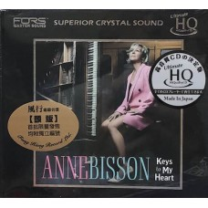 Anne Bisson Keys to My Heart UHQ CD