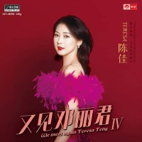 陳佳 又見鄧麗君IV 黑膠 LP