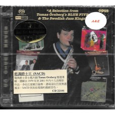 A Selection From Tomas Ornberg's Blue Five & The Swedish Jazz Kings SACD