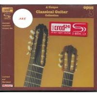 A Unique Classical Guitar Collection SHM XRCD24