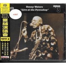Benny Waters Live at the Pawnshop SACD