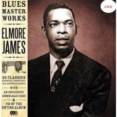 Elmore James Blues Master Works 2-LP +CD