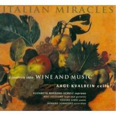Aage Kvalbein Italian Miracles 2-LP Vinyl
