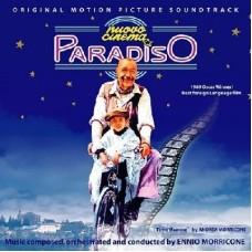 Ennio Morricone Nuovo Cinema Paradiso Soundtrack CD