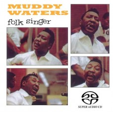 Muddy Waters Folk Singer SACD Germany