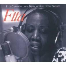 Etta Cameron And Nikolaj Hess LP Vinyl