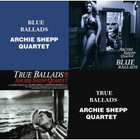 Archie Sheep Quartet Blue Ballads / True Ballads 2-CD