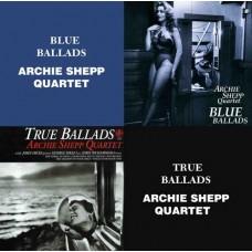 Archie Sheep Quartet Blue Ballads / True Ballads 2-CD