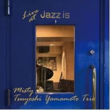 Tsuyoshi Yamamoto Misty Live at Jazz Is LP