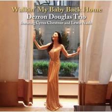 Dezron Douglas Trio Walkin' My Baby Back Home LP Vinyl