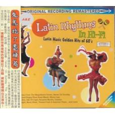 Latin Rhythms in Hi-Fi CD