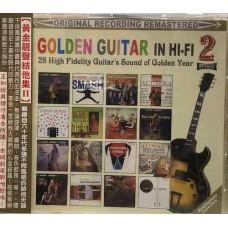 Golden Guitar in Hi-Fi 2 CD