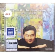 Lu Si-qing Vivaldi The Four Seasons 呂思清 四季名琴篇 SACD