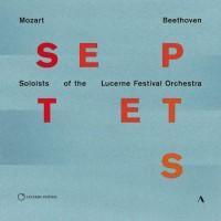 Lucerne Festival Orchestra Mozart Divertimento No. 11 Beethoven Septet CD