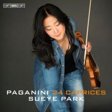Sueye Park Paganini 24 Caprices SACD