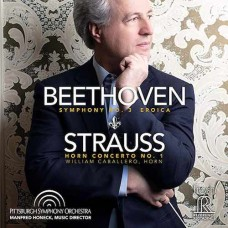 Beethoven Symphony No. 3 Strauss SACD