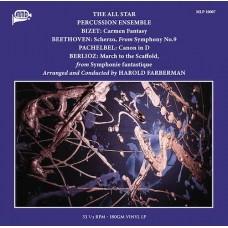 Harold Farberman The All Star Percussion Ensemble LP