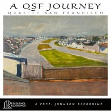A QSF Journey CD